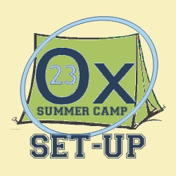 Ox23 badge - Setup