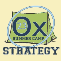Ox23 badge - Strategy